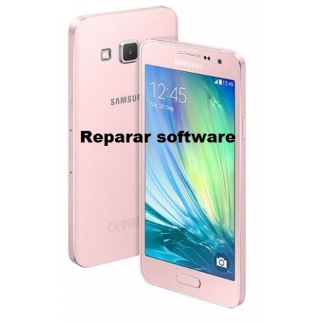 Reparar software Samsung A3