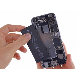 Cambiar la bateria iPhone 6