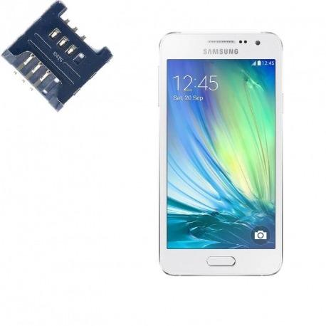Reparar lector SIM Galaxy A3