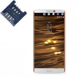 Reparar lector SIM LG V10