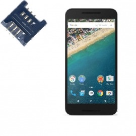 Reparar lector SIM Nexus 5X