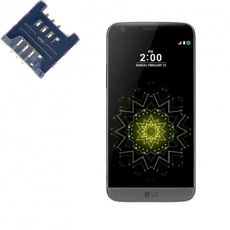 Reparar lector SIM LG G5