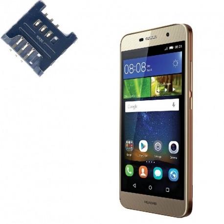 Reparar lector SIM Huawei Y6 Pro