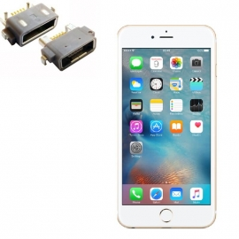 Reparar conector de carga Iphone 6S Plus