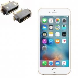 Reparar conector de carga Iphone 6S Plus