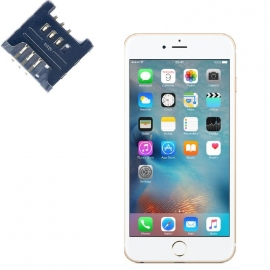 Reparar lector SIM Iphone 6S Plus