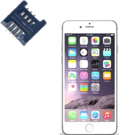 Reparar lector SIM Iphone 6 Plus