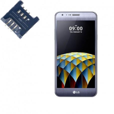 Reparar lector SIM LG K580