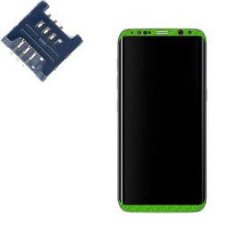 Reparar lector SIM Samsung Galaxy S8 Plus
