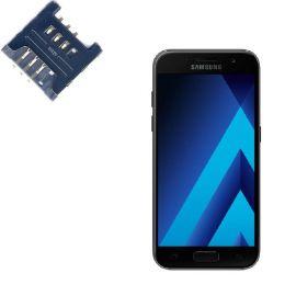 Reparar lector SIM Samsung Galaxy A3(2017)