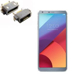 Reparacion conector de carga LG G6