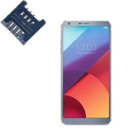 Reparar lector SIM LG G6