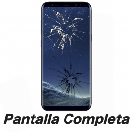 Reparar pantalla Samsung Galaxy S8 Plus