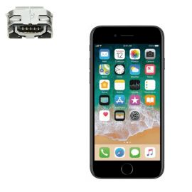 Reparacion conector de carga IPHONE 7 PLUS