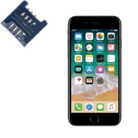 Reparar lector SIM IPHONE 7 PLUS