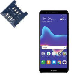 Reparar lector SIM HUAWEI Y9 (2018)