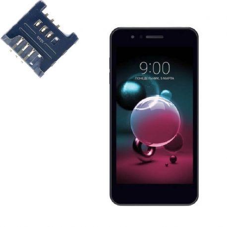 Reparar lector SIM LG K9
