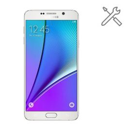 Reparar Software SAMSUNG GALAXY NOTE 5
