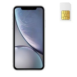 Reparar lector SIM IPHONE XR