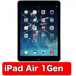 Reparar pantalla tactil iPad Air