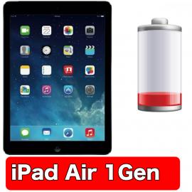 Cambiar batería iPad air