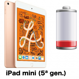 Cambiar bateria IPAD MINI (5.ª GENERACIÓN)