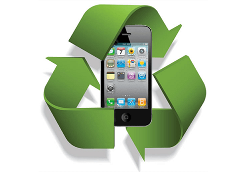 reciclar movil