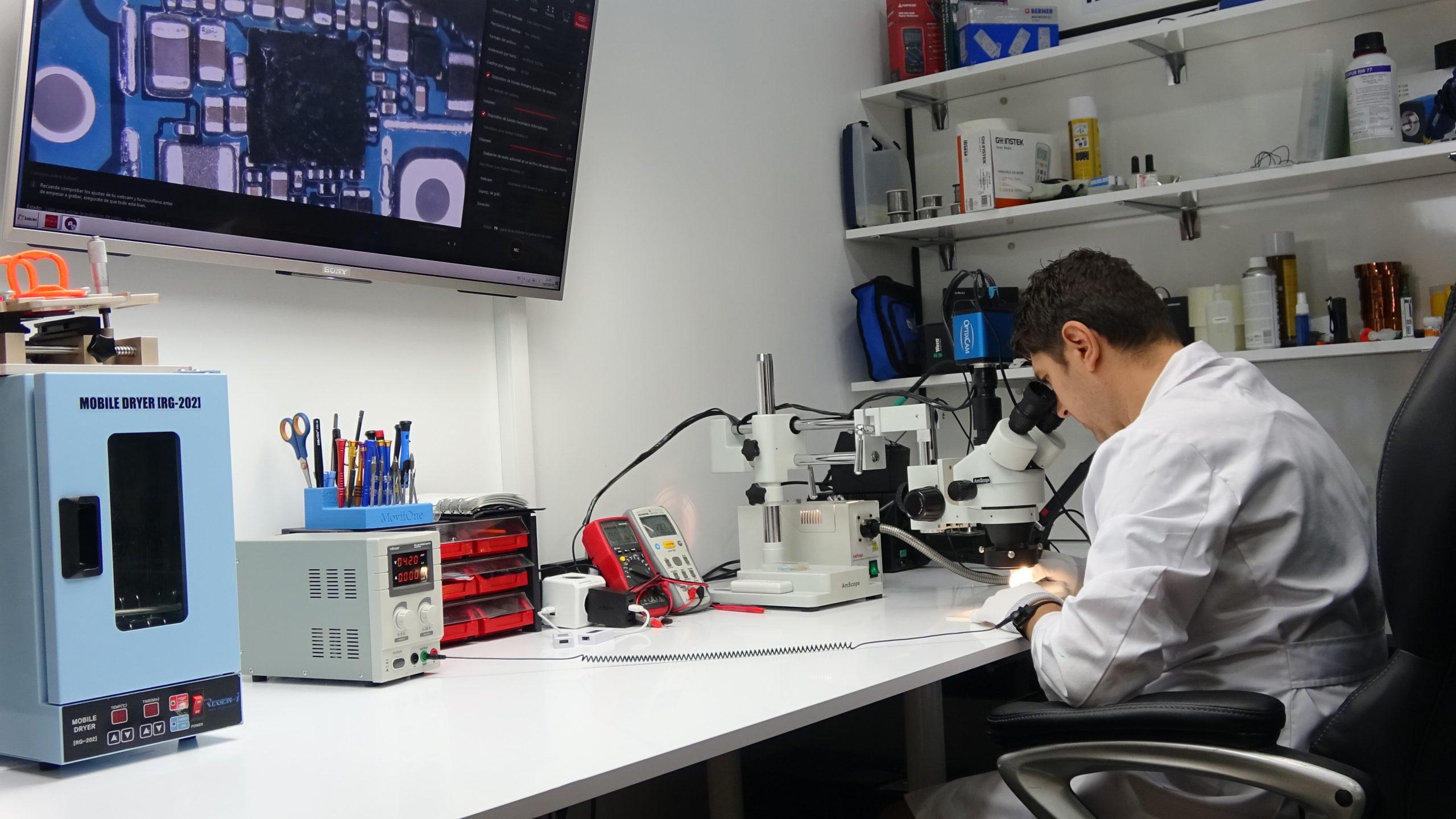 MovilOne Laboratorio de Reparacion de moviles en Granada