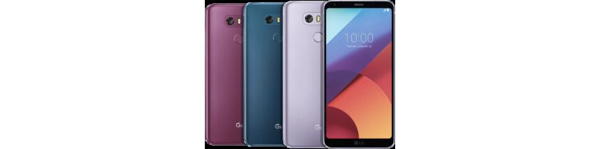 Cambiar Lector SIM móviles LG