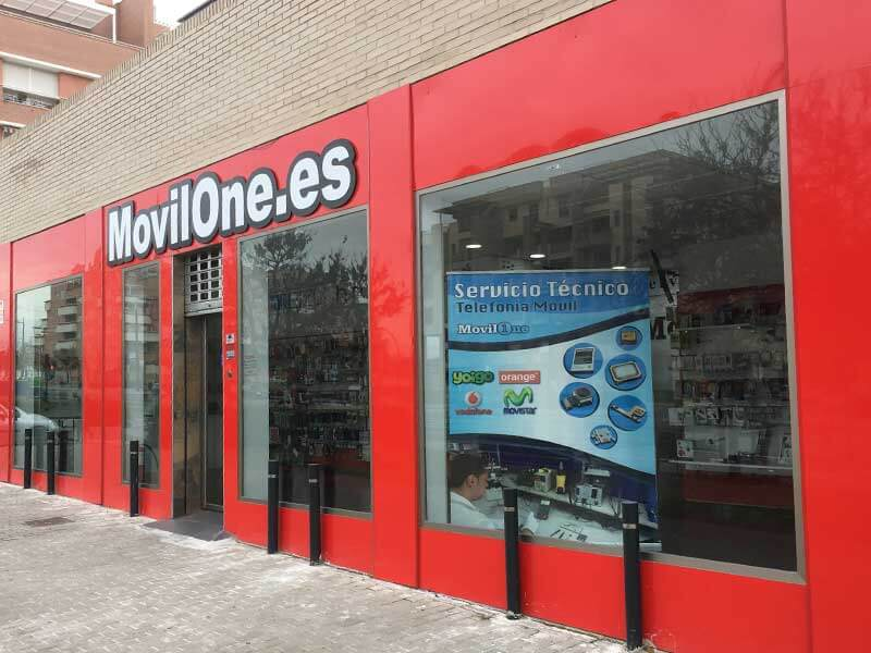 Tienda de reparación de moviles en Granada